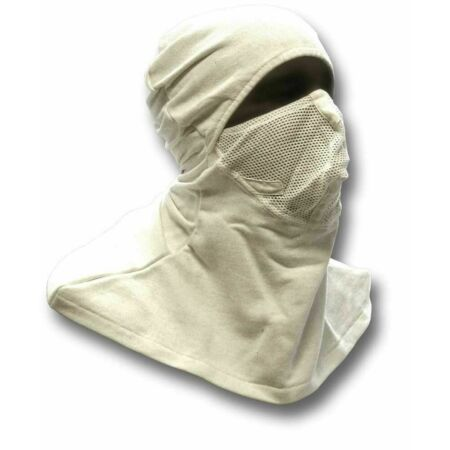 img-BRAND NEW ANTI-FLASH HOOD ROYAL NAVY MILITARY SURPLUS IN PACKETS FLAME RETARDANT