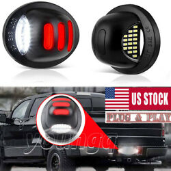 Kyпить RED SMD Tube LED License Plate Tag Light Lamp for 1999-2016 Ford F150 F250 F350 на еВаy.соm