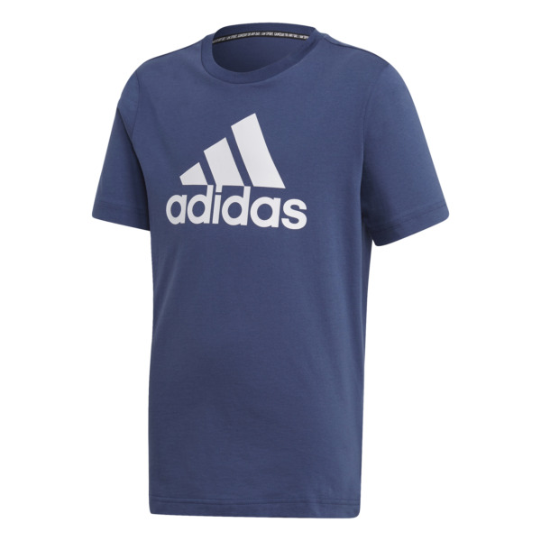AllemagneAdidas Performance Children  Must Haves Badge Of Sports Shirt Blue