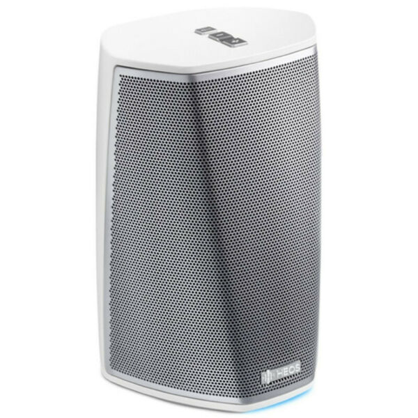 DENON HEOS 1 HS2 (2.Gen) Portable Speaker Bluetooth Wireless Hi-Res Audio WHITE