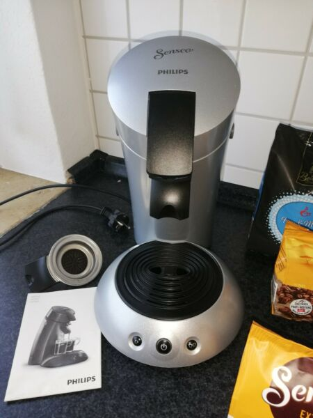 Philips Senseo Kaffeepadmaschine plus Kaffeepads, TOP