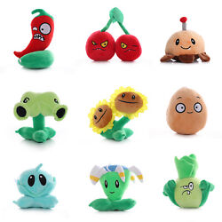 Kyпить Plants vs Zombies PVZ Plush Stuffed Doll Toys Gifts Ship From US CA на еВаy.соm