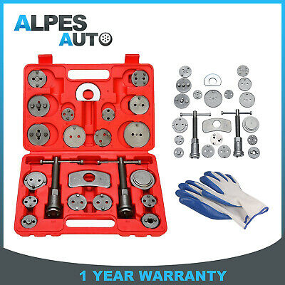 New 22PCS Universal Disc Brake Caliper Rewind Brake Piston Wind Back Tool Set
