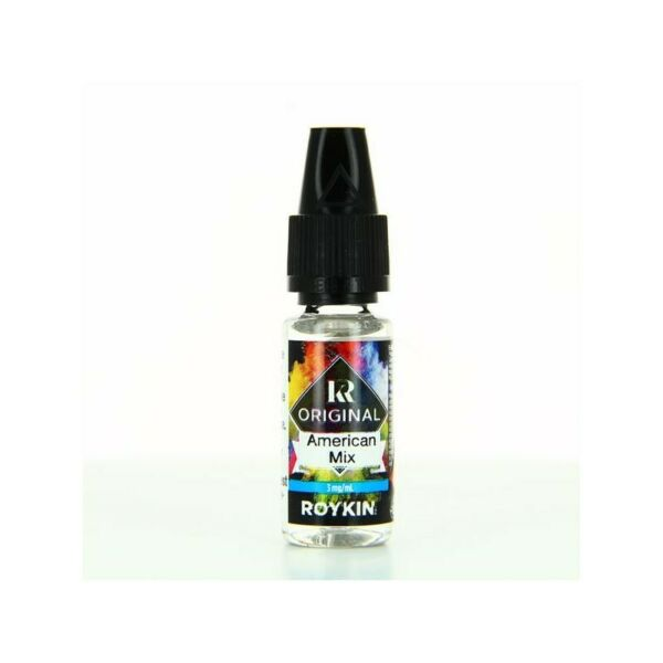 Ambonil,France  Roykin American Mix , Lot 10ml X10 flacons