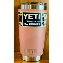 Kyпить Brand New AUTHENTIC YETI Rambler 20 oz Tumbler with MagSlider Lid ~ Choose Color на еВаy.соm