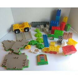 Kyпить Mixed Lot MEGA BLOKS Building Block Lot Dora Jeep Dinosaur Train Mountians Board на еВаy.соm