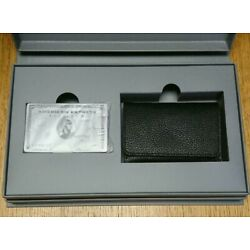 Kyпить American Express AMEX Cards Card Case Platinum Members Only Not for sale Rare на еВаy.соm