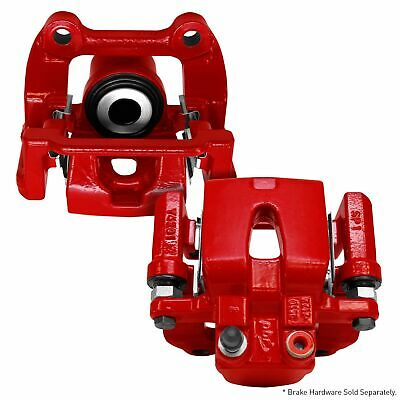 For 2009-2010 Dodge Ram 2500, Ram 3500 2 Front Powder Coated Red Brake Calipers