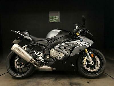 BMW S1000RR SPORT. 2017. 9K MILES. FSH. CRUISE CONTROL. ABS PRO ETC.