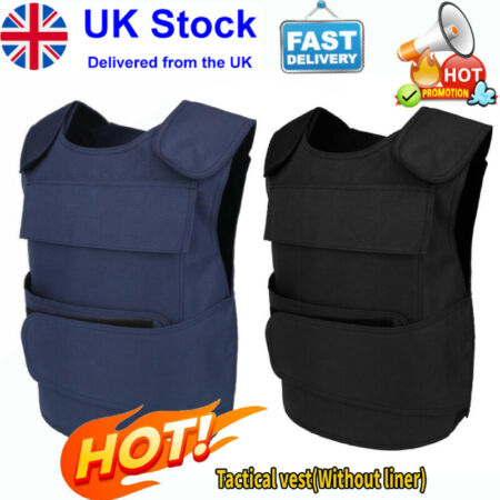 img-Stab-resistant Body Armor Army Military Tactical Vest Self-Defense Bullet-proof