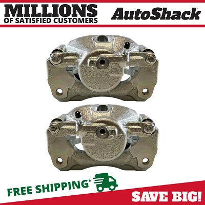 Front Brake Caliper Pair for 2002 2003 2004 2005 2006 Toyota Camry 2.4L 3.0L