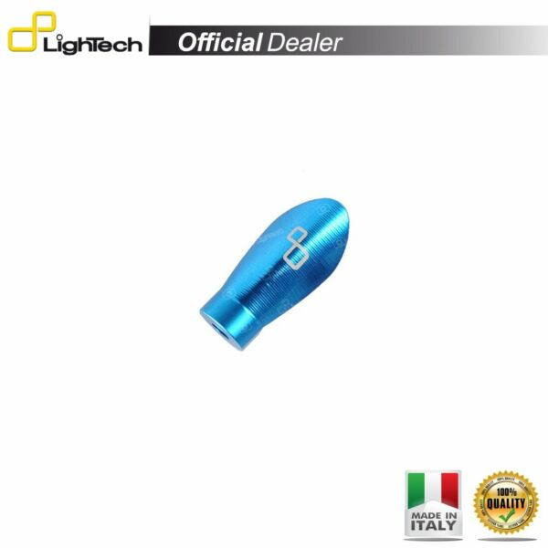 ItalieLIGHTECH ISS003-04COB Coquille  Pour Touche Maj Embrayage Alu Cobalt