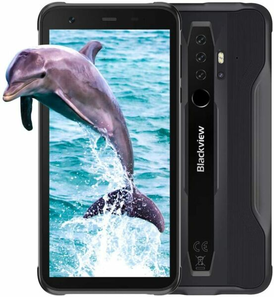 San Mauro Torinese,Blackview BV6300 Pro 6+128GB  IP68 Android 10 4G16MP Ricarica Wireless