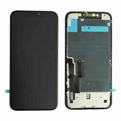 Kyпить USA for iPhone 11 LCD Display Touch Screen Digitizer + Back Plate Replacement на еВаy.соm