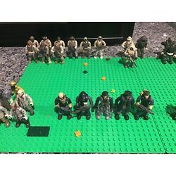 Kyпить call of duty mega bloks figures 2-3 Come In Each Package на еВаy.соm