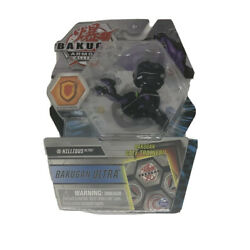 New NILLIOUS ULTRA Bakugan GATE-TRAINER Armored Alliance SPIN MASTER - Black