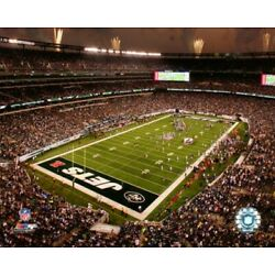 16 X 20 Meadowlands New York Jets Photo AAMP159