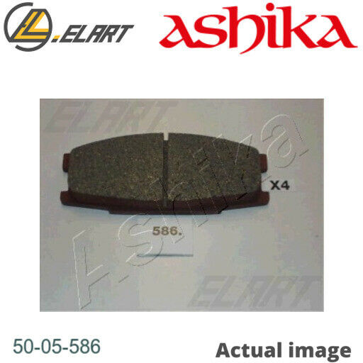 LituanieDISC BRAKE PADS SET  FOR MITSUBISHI CANTER FE5 FE6 6 GENERATION ASHIKA