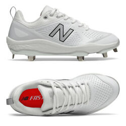 Kyпить New Balance VELOv2 White Women's Metal Fastpitch Softball Cleat White SMEVELOW2 на еВаy.соm