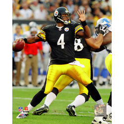 Byron Leftwich Pittsburgh Steelers 8 X 10 Photo AAMP119