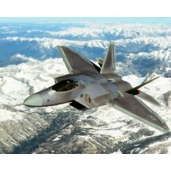 F-22 Raptor United States Air Force 8 X 10 Photo AAMP219 zzz