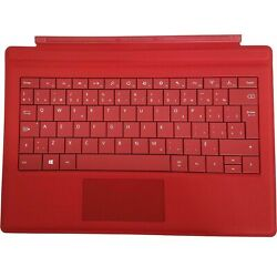 Kyпить Microsoft Surface Pro 3 & Pro 4 Red Type Cover Keyboard 12