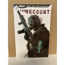 Kyпить The Recount #1 Cover A Nunez Hedrick 1st Print Scout Comic на еВаy.соm