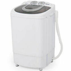 Kyпить Mini Portable Washing Machine Spin Wash 8.8Lbs Capacity Compact Laundry Washer на еВаy.соm