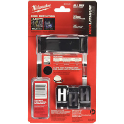 Kyпить NEW Milwaukee Electric Tools 2111-21 USB Rechargeable Headlamp RED FREE SHIPPING на еВаy.соm
