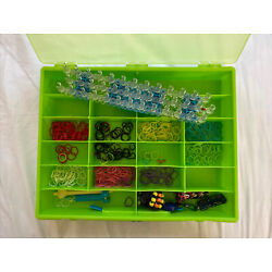 Kyпить rainbow loom rubber bands kit на еВаy.соm