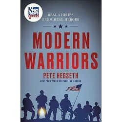 Kyпить Modern Warriors : Real Stories from Real Heroes, Hardcover by Hegseth, Pete, ... на еВаy.соm