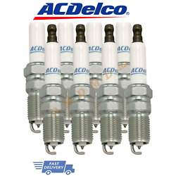 8x  ACDelco 41-962 Double Platinum Spark Plugs for GMC Yukon Sierra Chevy Buick