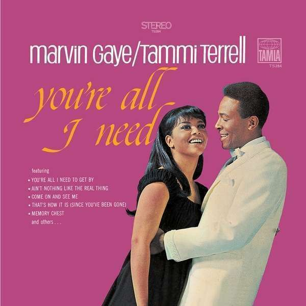 GroßbritannienTammi Terrell Marvin Gaye - You'Re All I Need Neu LP