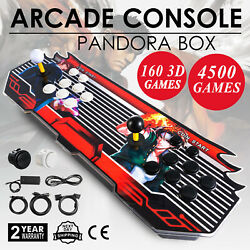 Kyпить 3D Pandora Box 18S 4500 in 1 Retro Video Games Double Stick Arcade Console на еВаy.соm