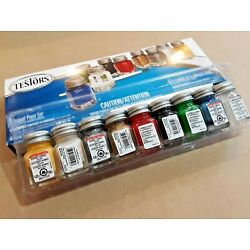 Kyпить Testors 9146XT Enamel Paint Set, for Model Cars,  other Art - 8 COLOR + THINNER на еВаy.соm