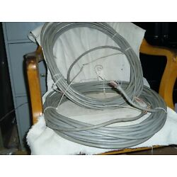 Kyпить 1032 ft WESTERN ELECTRIC CABLE, CLOTH ,Silk ,ENAMEL SOLID .20 GAUGE...12 WIRES.  на еВаy.соm