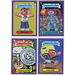 Kyпить 2020 Topps Garbage Pail Kids GPK Chrome PURPLE REFRACTOR /250 - PICK FROM LOT на еВаy.соm