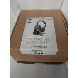 Kyпить Plantronics Voyager Focus UC B825 Stereo Bluetooth Headset - Retail Packaging на еВаy.соm