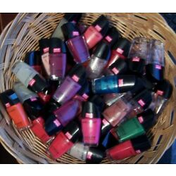 Kyпить Lot of 100 Wet N Wild & Confetti Nail Polish Assorted на еВаy.соm