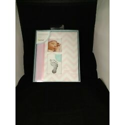 Kyпить My Memory Book by Baby book for GIRL with footprint ink kit.   на еВаy.соm