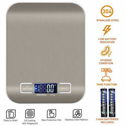 Kyпить Digital Electronic Kitchen Food Diet Postal Scale Weight Balance 5KG / 1g 22lb на еВаy.соm