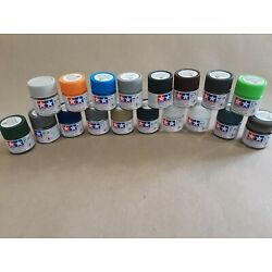 Kyпить Tamiya  PAINT SET - 18 BOTTLES - NEW на еВаy.соm