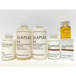 Kyпить Olaplex # 3, # 4, #5, # 6, # 7 SET *Guaranteed Authentic & Sealed* на еВаy.соm