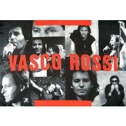 Kyпить VASCO ROSSI FLAGGE FAHNE TUTTO IN UNA NOTTE POSTERFLAGGE STOFF POSTER FLAG на еВаy.соm