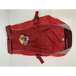 Kurgo North Country Red Dog Coat Size XL