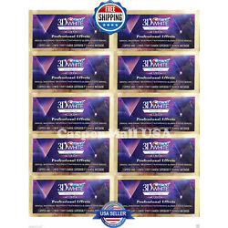 Kyпить NEW CREST Whitestrips 3D White LUXE Professional Effects 10 Pouches / 20 Strips на еВаy.соm