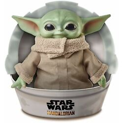 Kyпить Star Wars The Child Plush Toy, 11-Inch Small Yoda-Like Soft Figure From The Mand на еВаy.соm