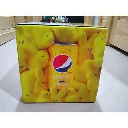 Kyпить PEPSI & PEEPS LIMITED EDITION Cans Peeps Flavored Pepsi WITH PEEPS MARSHMALLOWS! на еВаy.соm