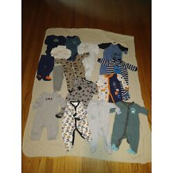 Kyпить Infant / Baby mixed lot of clothes Boys 0-3 Months 15 items на еВаy.соm