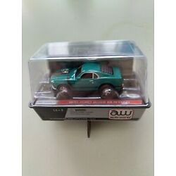 Kyпить AUTO WORLD AW SUPER lll 3 1970 FORD BOSS 302 MUSTANG REL 1 SLOT CAR NEW SEALED ! на еВаy.соm